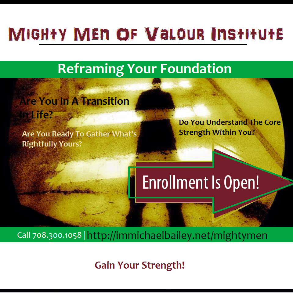 Mighty Men Of Valour Institute Commercial